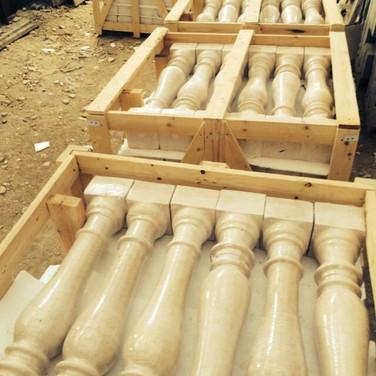 Baluster - Marble Egypt