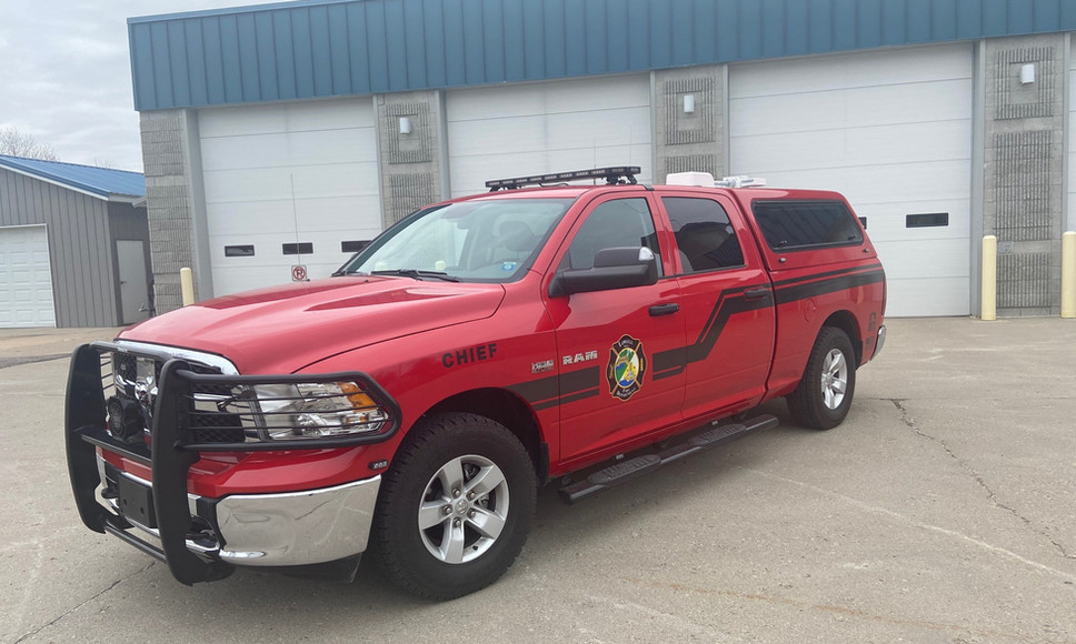 Chief- Command and medic  unit 2020 Ram.