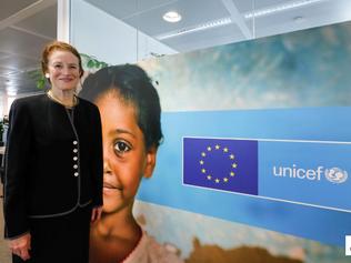 UNICEF boss urges Myanmar to enact Kofi Annan's recommendations on Rohingya crisis