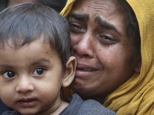 Bangladesh proposes safe zone in Myanmar for Rohingya refugees
