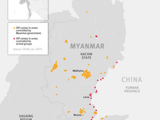 Myanmar: Women, Girls Trafficked as 'Brides' to China