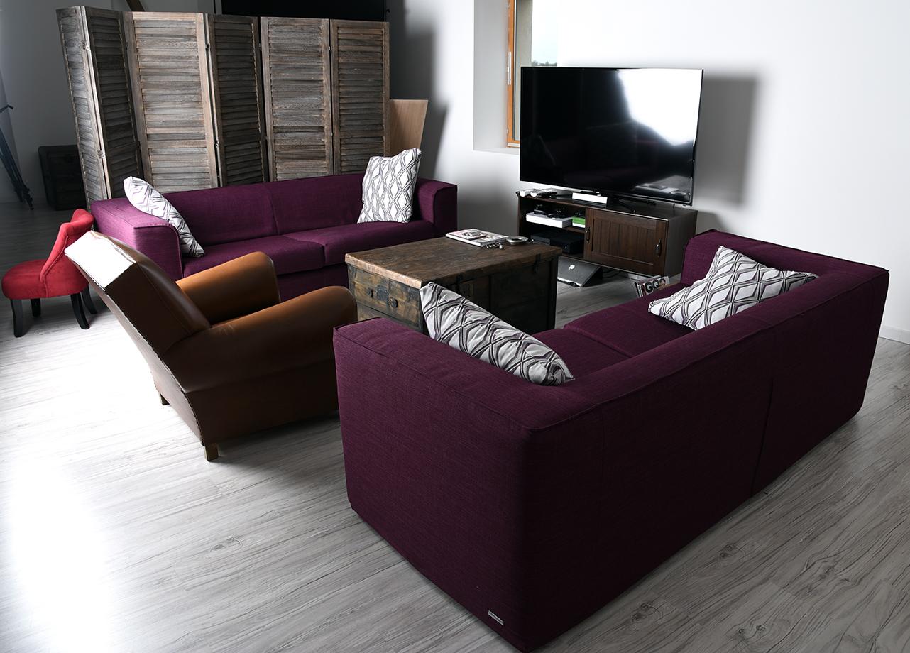 studio photo la boite. Black Bedroom Furniture Sets. Home Design Ideas