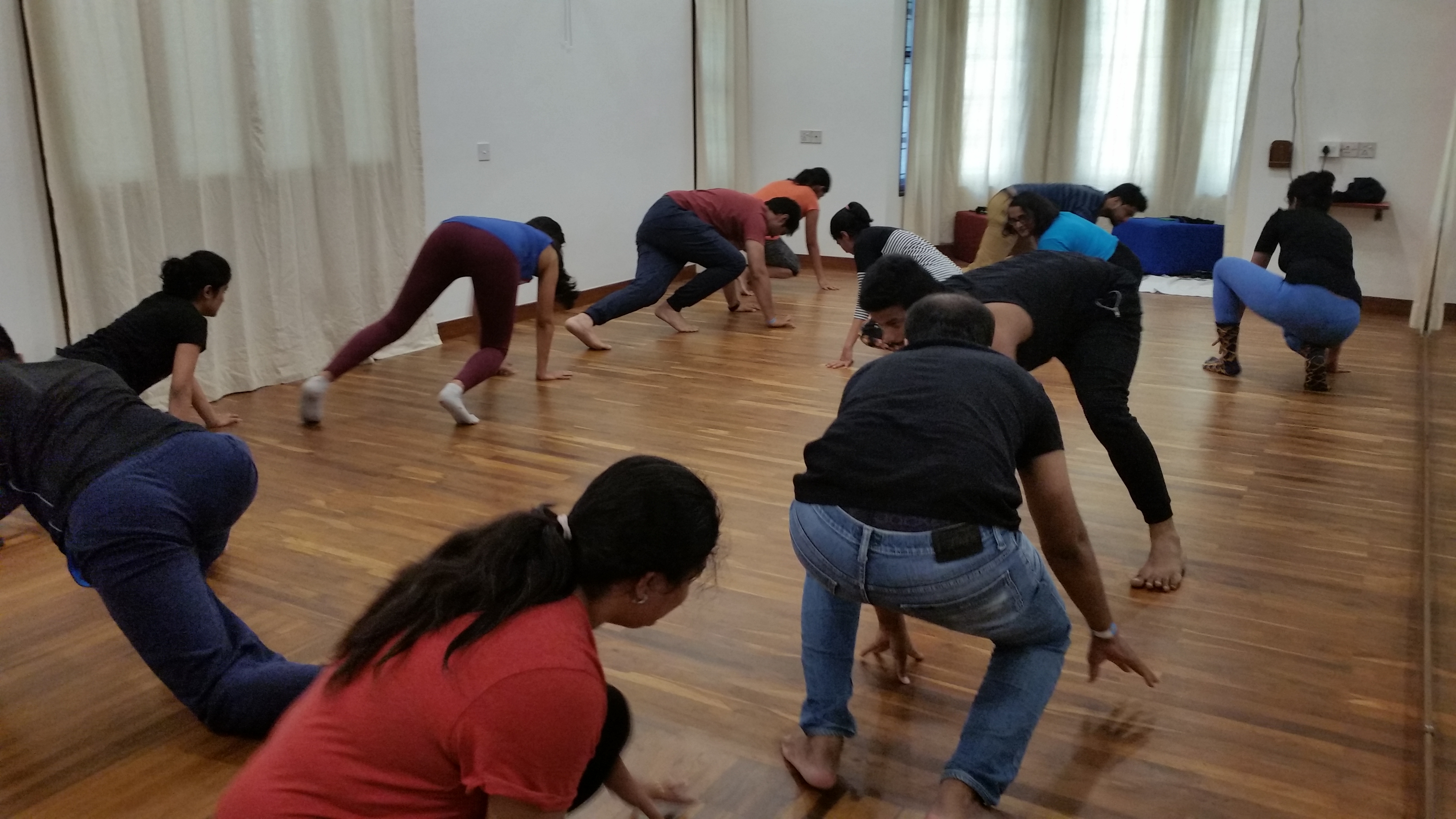 Core Strength and Stretching