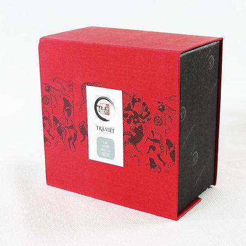 Thé Shan Tuyết - Trà Việt - Boîte carrée - 10 sachets 8 g