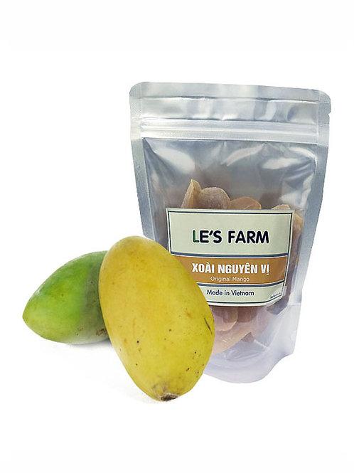 Mangue confite - Le's Farm - Sachet de 200 g