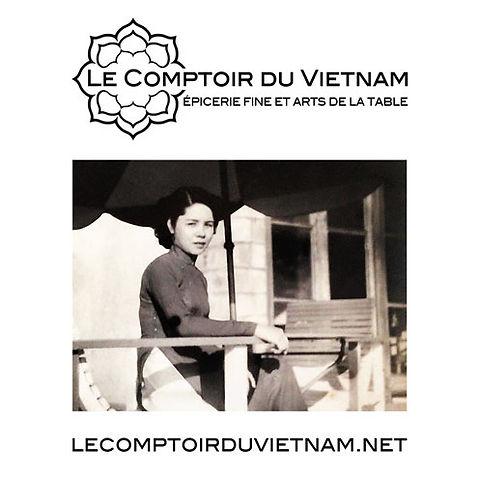 Communiqué de presse | Lecomptoirduvietnam.net | Epicerie fine et arts de la table | France