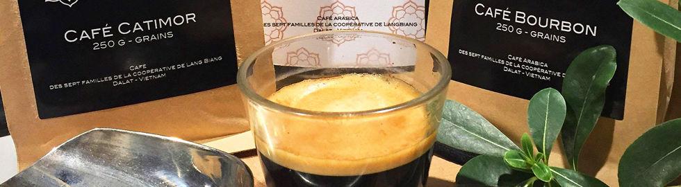 Café vietnamien - épicerie fine vietnamienne, produits asiatiques, produits vietnamiens, cafés vietnamiens - café du Vietnam