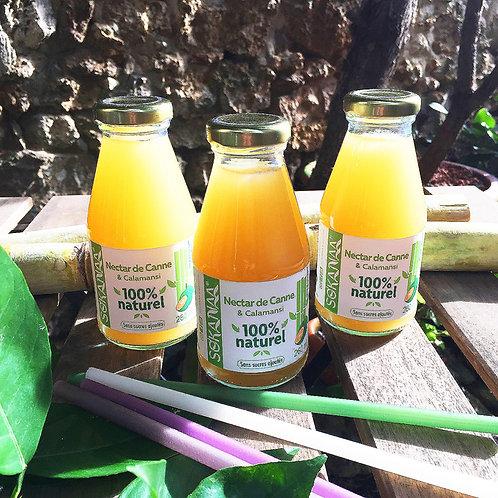 Nectar de canne à sucre vietnamien - SO'KANAA ® - 260 ml - Lot de 3 bouteilles