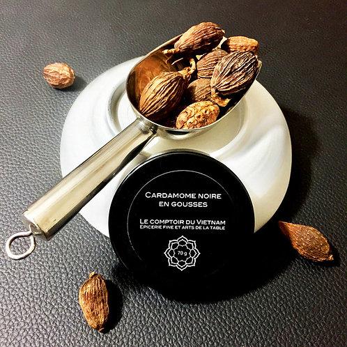 Cardamome noire entière - 70 g