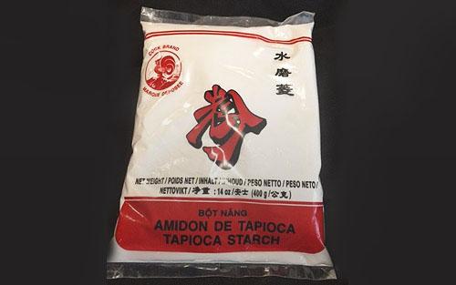 Farine de tapioca - Bột năng