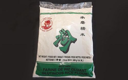 Farine de riz gluant - Bột nếp