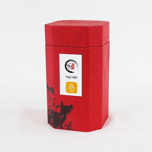 Thé Oolong - Trà Việt - Boîte octogonale 100 g