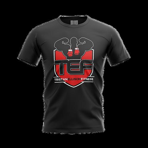 TEAM TEF T-SHIRT (BLACK)
