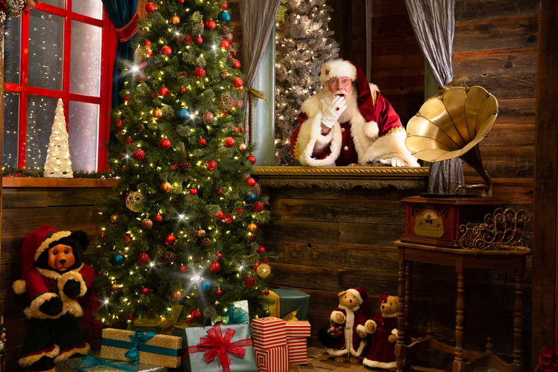 Leah Marie Studio - Christmasville in th