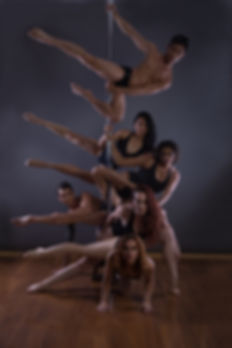Flux Vertical Theater Pole Dance Company