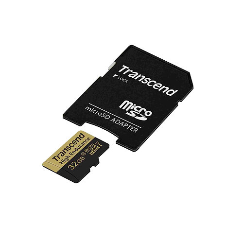 Transcend High Endurance 32GB Micro SD Card