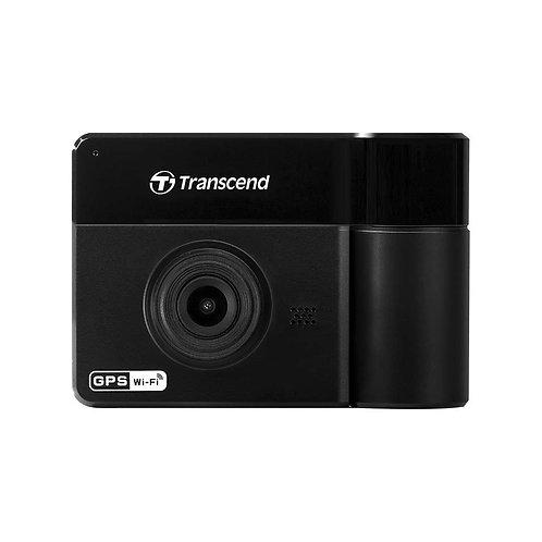 Transcend DrivePro 550 Dual Lens HD Dash Camera