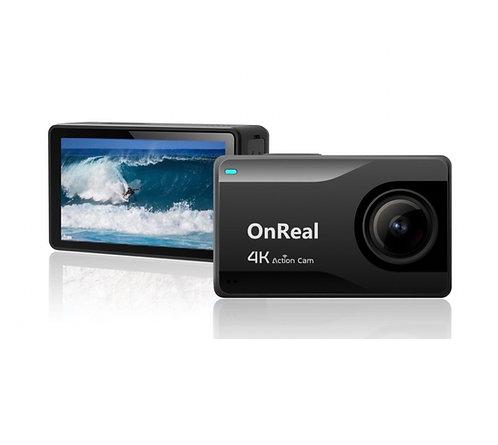 OnReal B1KS+ 4K Waterproof Action Camera