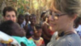 Lavanneau Haiti  Medical Clinic