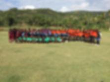 Olympique Socce Club in Lavanneau Haiti