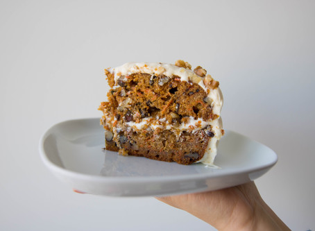 I Made Carrot Cake In A Rice Cooker And Here's What Happened