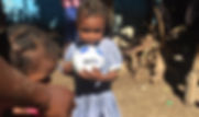 Haiti soccer donations