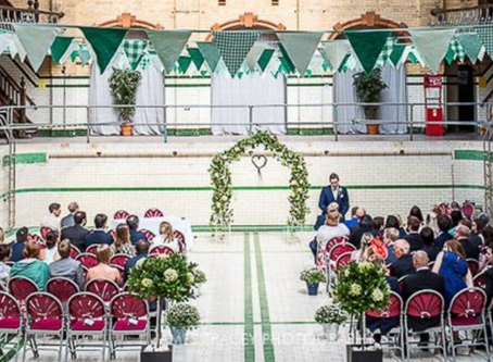 The changing face of weddings
