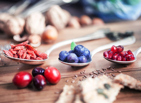 What are superfoods? And what makes them super?