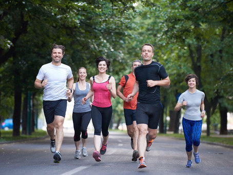 Chiro sets the pace for runners
