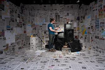 news paper room flies0990.jpg