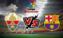 بث مباشر مباراة برشلونة ضد التشي 24-2-2021 في الدوري الاسباني 8م