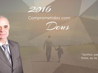 Comprometimento com Deus: Segredo para um ano melhor