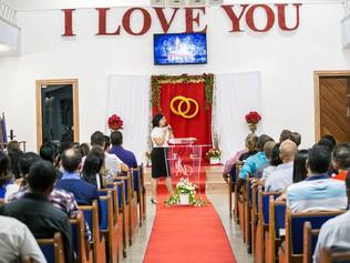 A Assembleia de Deus Regional Milionários realizou o 1º Seminário de Casais Felizes para Sempre