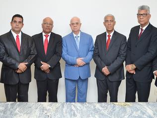 Assembleia de Deus Ministério Belo Horizonte elege sua nova Mesa Diretora para o biênio 2018/2019