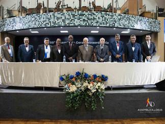 88ª Assembleia Geral Extraordinária COMADEMG