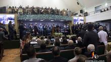 Culto em Ação de Graças pela vida do Pastor Presidente Simoni Hélio de Moraes