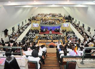 """9º Seminário Feminino ADBH – """"Mulheres que buscam o favor do Senhor"""""""