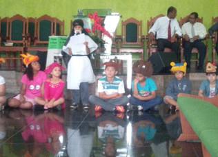 AD Jardim Bandeirantes em Contagem/MG realiza a primeira edição da Feira de Cultura Bíblica