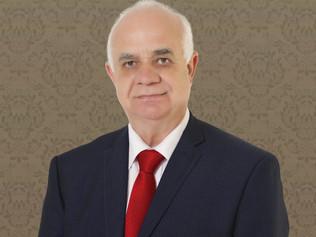 Uma noite de louvor e gratidão a Deus pelo aniversário do Pr. Presidente Simoni Hélio de Moraes