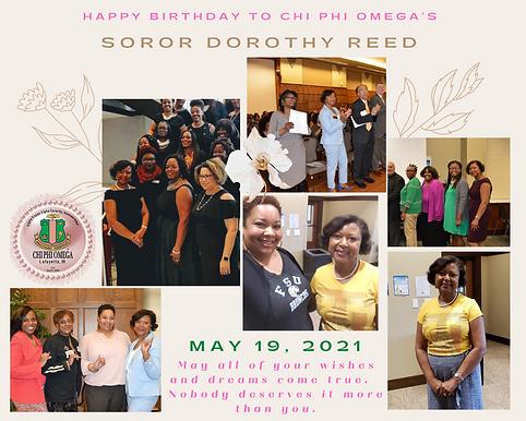 Dorothy Reed Birthday May19th.png
