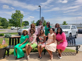 Sisterly Relations Luncheon at Cheddars