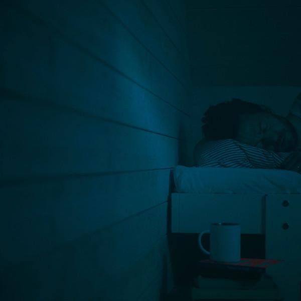 'Distressed' film still
