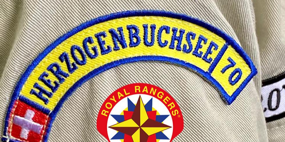 ROYAL RANGERS Buchsi