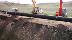 Ardahan Belediyesi Kanalizasyon, Kollektör Hatları ve Muayene Bacaları İnşaatı