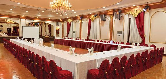 Online meeting event