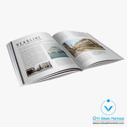 katalog tasarım ve baskısı