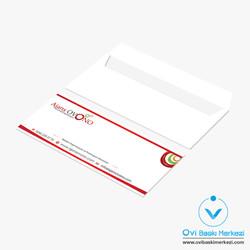 Logolu zarf