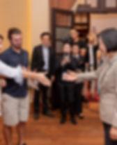 President Tsai welcomed deaf travelers C