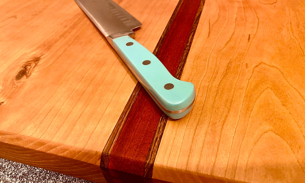 Cedar Cutting Board
