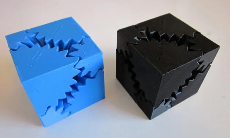3D Gear Cube